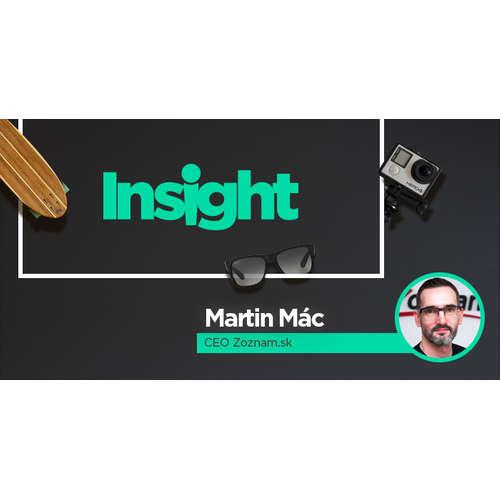 Martin Mác, Zoznam: Každý podnikateľ by mal skrachovať a začať si vážiť veci
