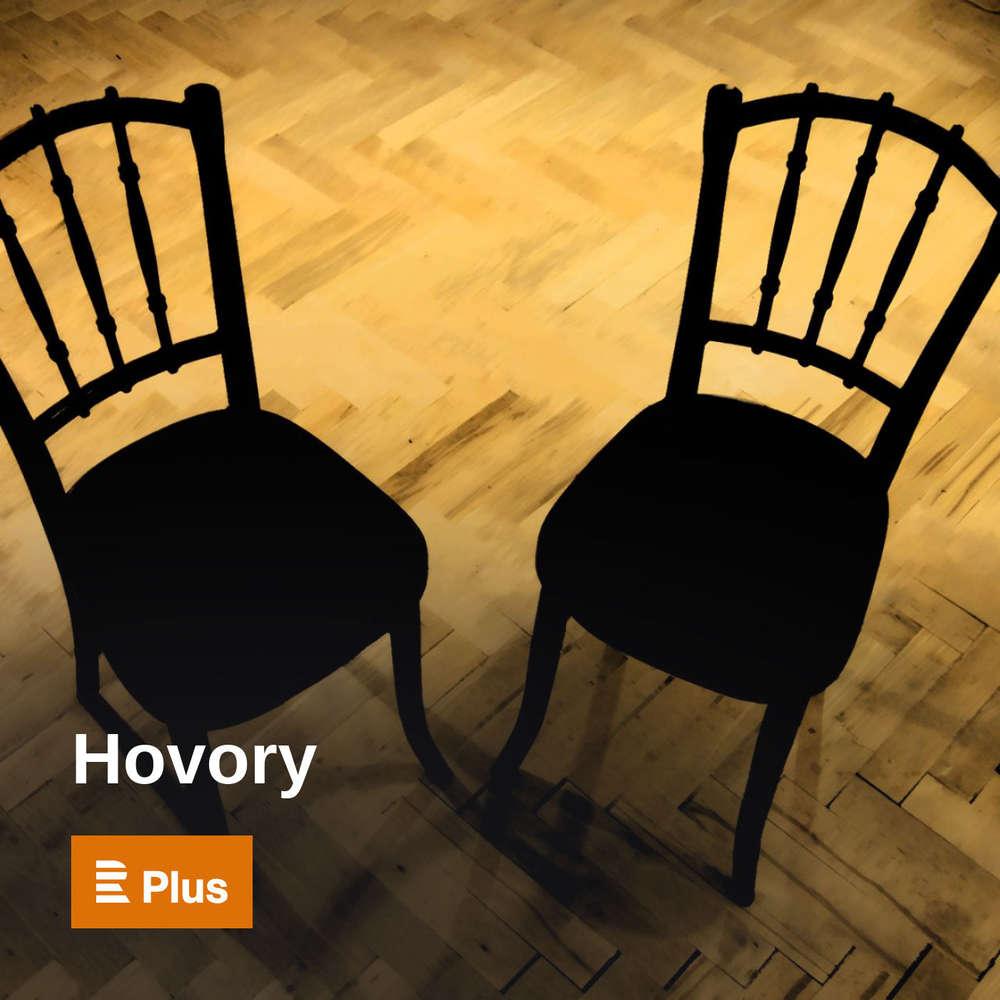 Hovory - Host: spisovatel Aleš Palán