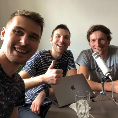 Krvavá cesta Ironmana Petra Soukupa za českým rekordem