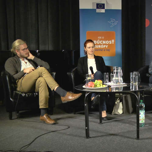 GLOBSEC City Talk. -  Klimaticka Kriza