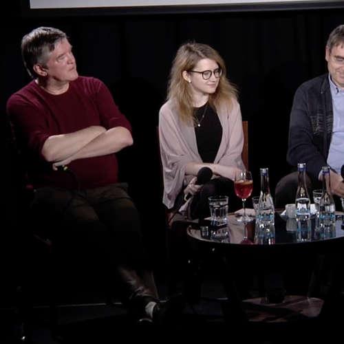 Karolína Farská, Daniel Bútora a Štefan Hríb: Odvaha, vražda a budúce Slovensko?