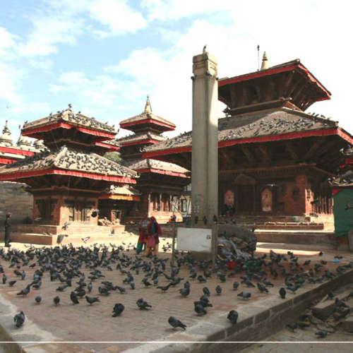 BUBO cestovanie: India, Nepál