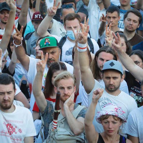 Bielorusko na prahu revolúcie?