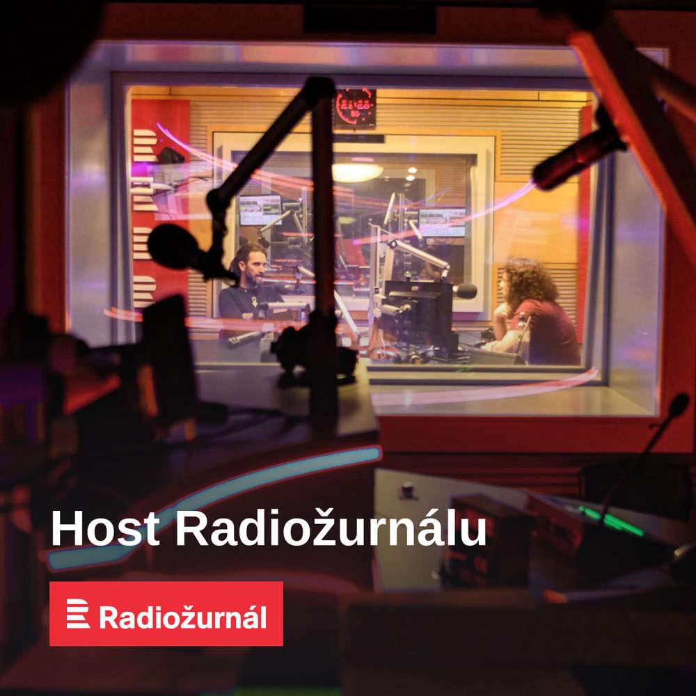 Večerní Host Radiožurnálu - Rozhovor s Michalem Pitoňákem