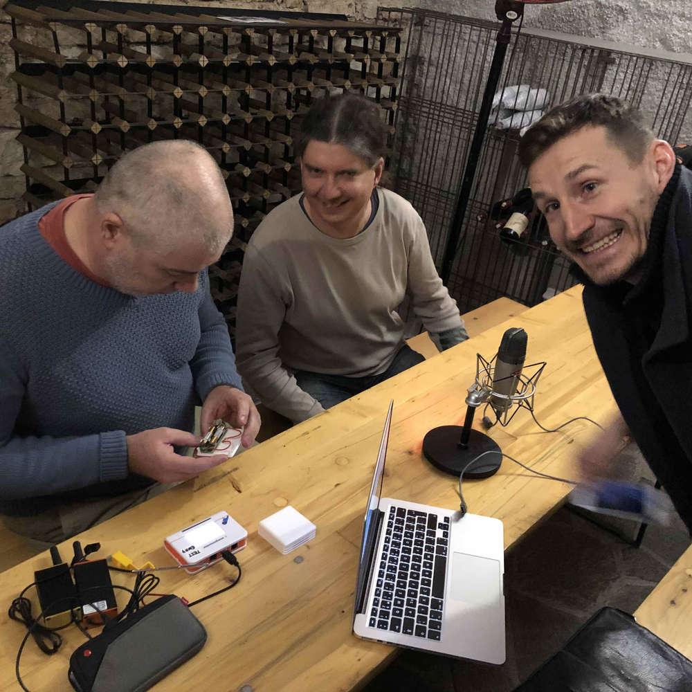 CZ Podcast 207 - Svět IoT s Energomonitorem