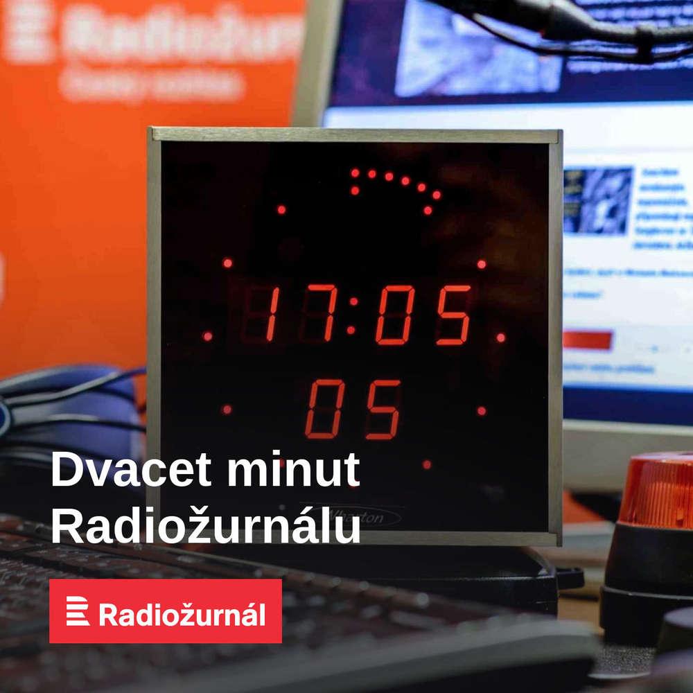 Dvacet minut Radiožurnálu - Lze očekávat, že Washington se v rozhodování zasekne, říká Ondřej Jonáš