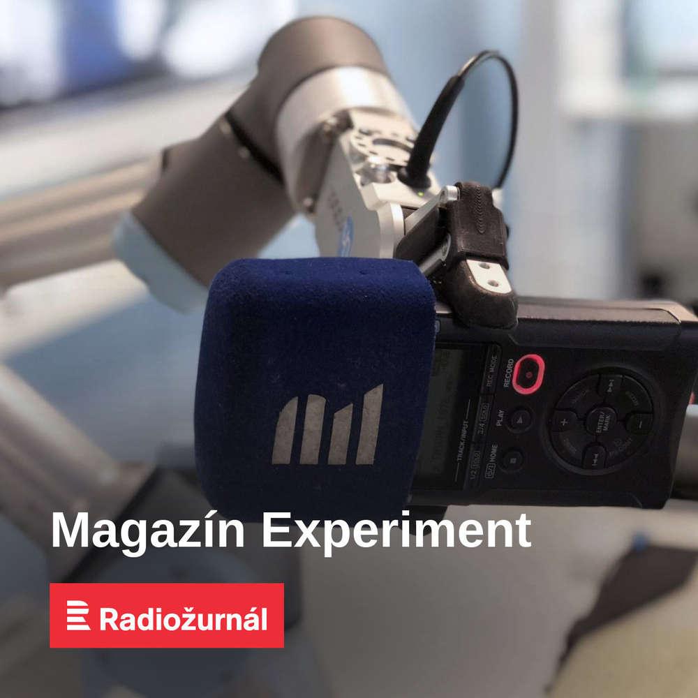 Experiment - Světluška žurnál: Sportovní komentátoři Radiožurnálu přibližují fotbalové utkání nevidomým fanouškům