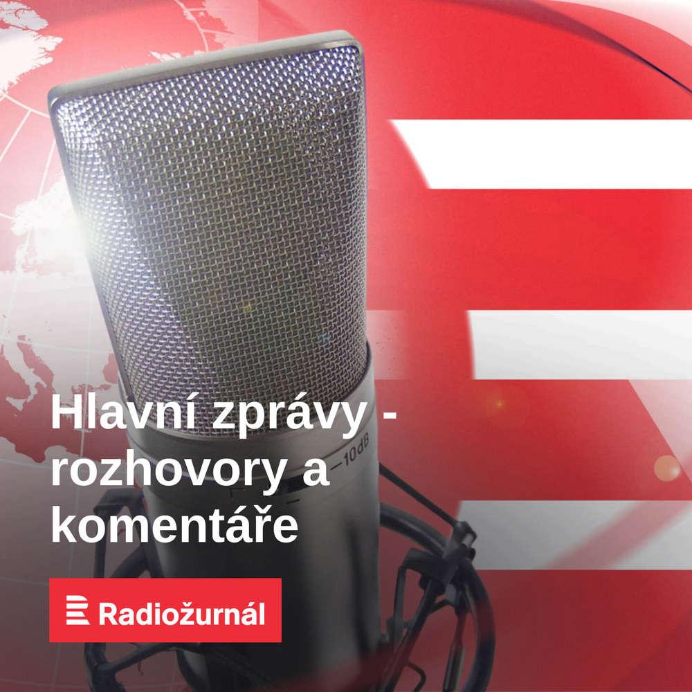 Hlavní zprávy - rozhovory a komentáře - Polední publicistika s Věrou Štechrovou
