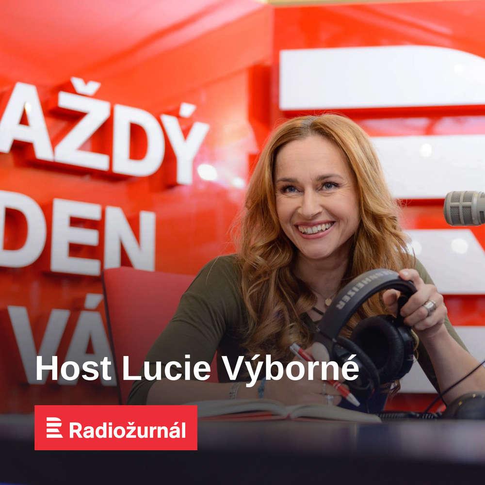 Host Lucie Výborné - Žijeme ve světě, kde je všechno možné. A trpíme, říká spisovatel Patrik Hartl