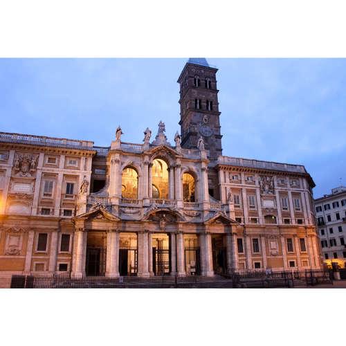 Augustové sneženie v Ríme