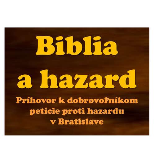 Biblia  a hazard