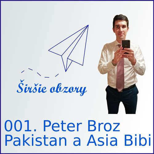 001. Peter Broz a Pakistán