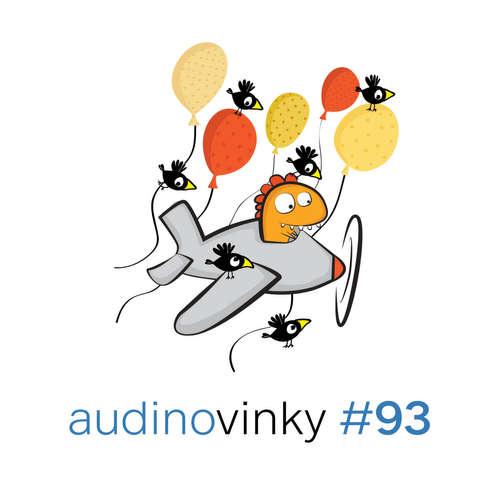 #93 Letadla, vrány a SLEVY... totiž, největší oslava roku