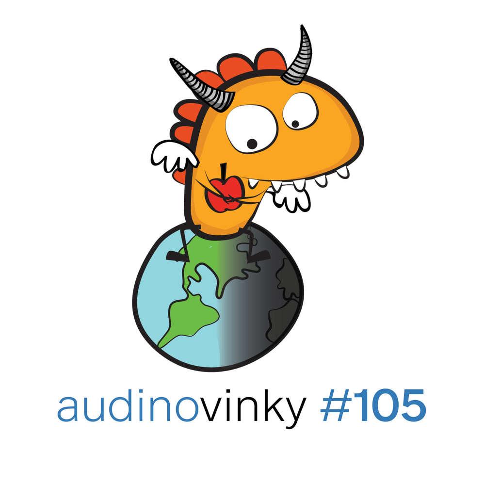 Audinovinky #105 - Podaří se andělovi s démonem zachránit naši planetu?