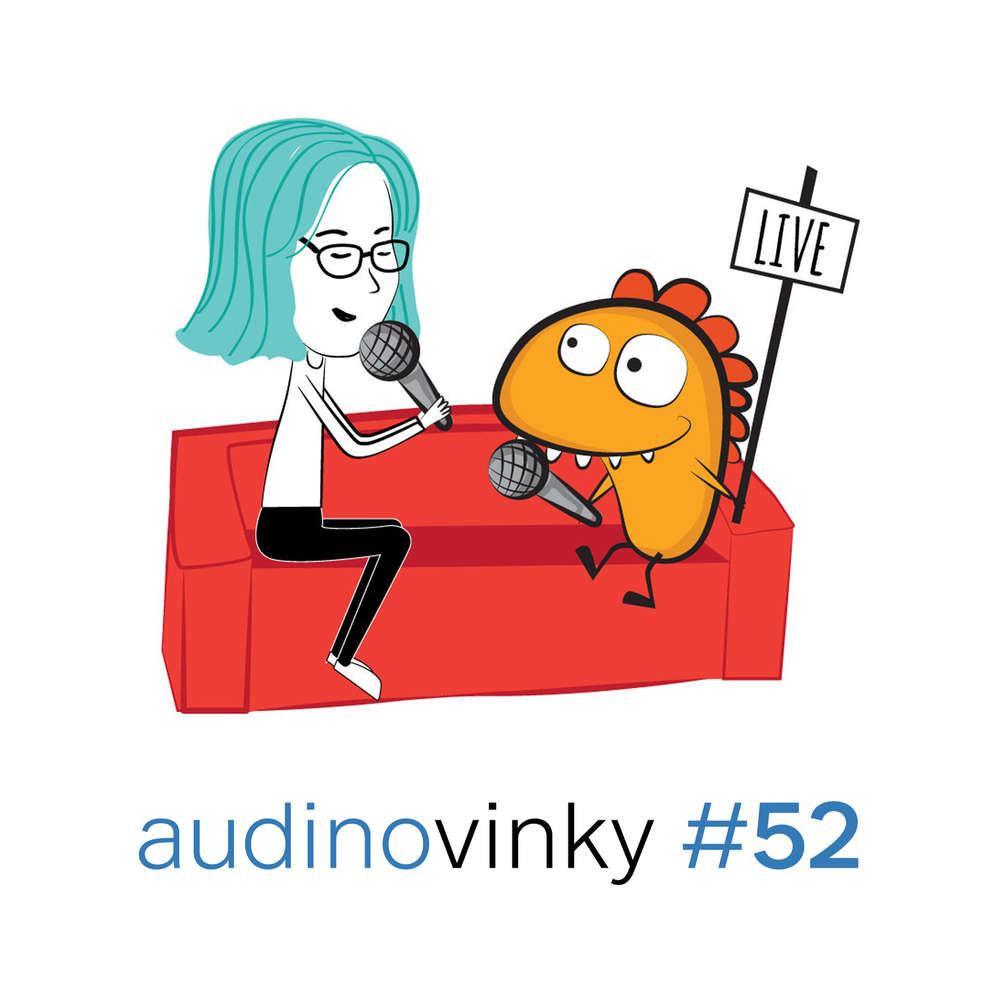 Audinovinky 52 - Veletržní speciál naživo
