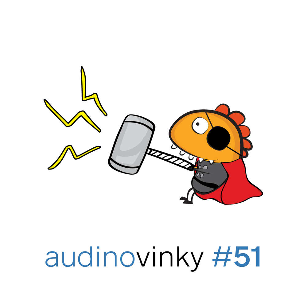 Audinovinky 51 - Turbonovinky