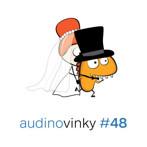 Audinovinky 48 - Cesta do audioknižního světa