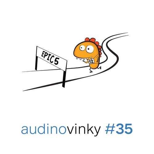 Audinovinky 35 - Čtení, holení a bylinky