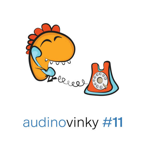 Audinovinky #11 - O hmyzu a telefonování