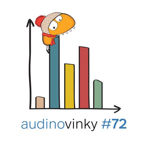 #72 Šokujúce výsledky Veľkého audioknižného prieskumu