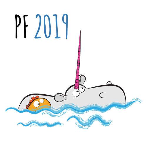 PF 2019 aneb Štastný a veselý internet... a hodně hrochů!