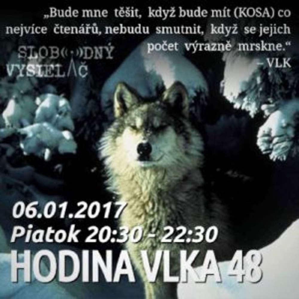Hodina Vlka 48 2017 01 07 Ob ianska neschopnos kona