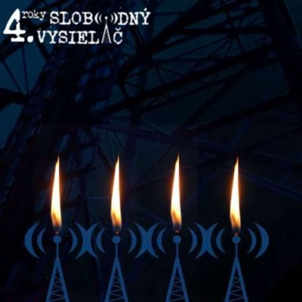 V prvej linii 2017 01 17 4 roky radia Slobodny Vysiela