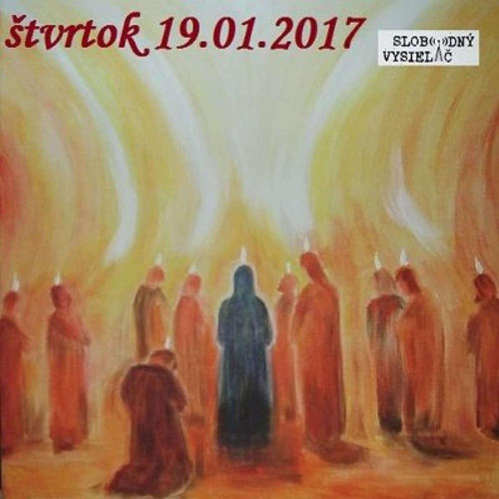 Spiritualny kapital 134 2017 01 19 Krst Duchom Svatym