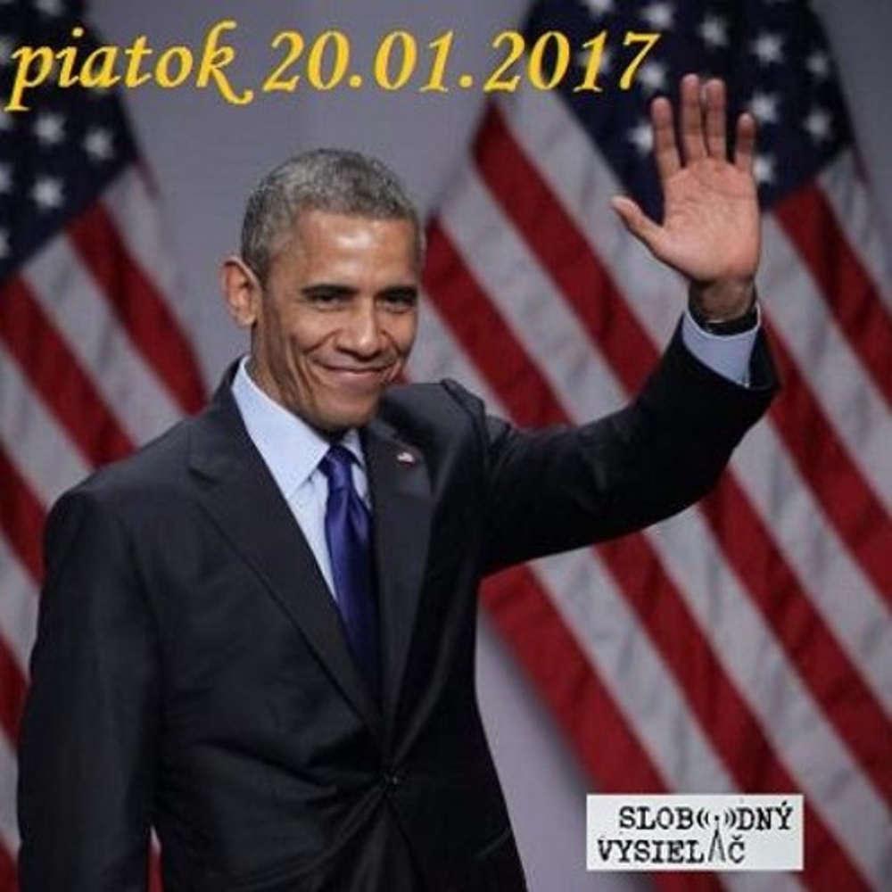 Intibovo okienko 01 2017 01 20 8 ro ne prezidentske obdobie Baracka Obamu