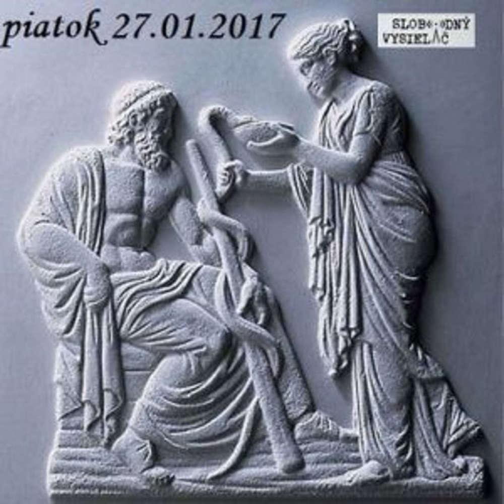 V prvej linii 2017 01 27 Hippokratove legie rozhovor o slovenskom zdravotnictve