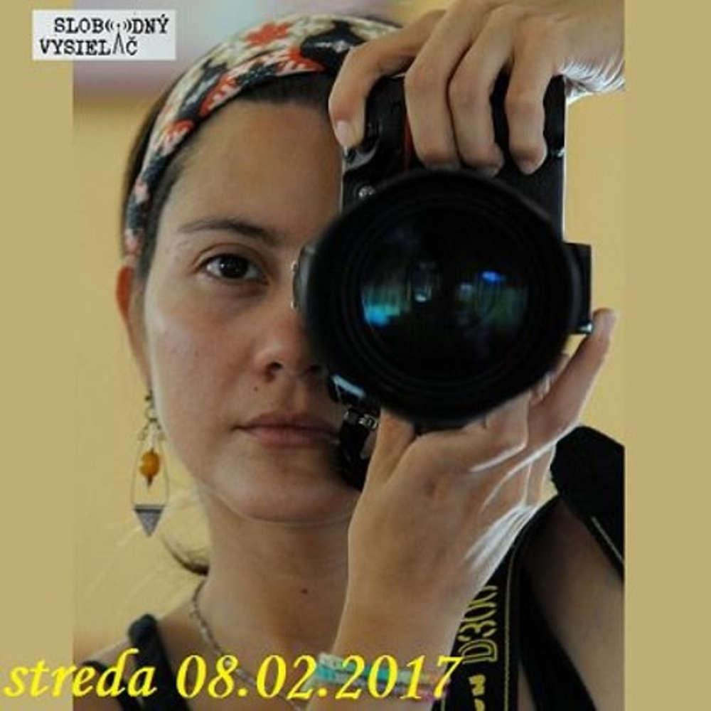 erveny stan 10 2017 02 08 rozhovor s Irene Escobar Mexico