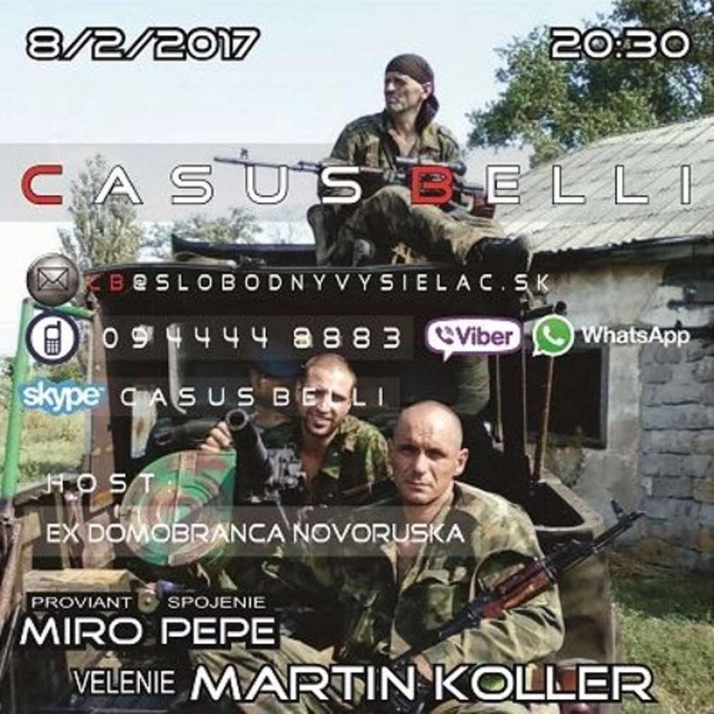 Casus belli 04 2017 02 08 Historia zbrane zbra ove systemy geopolitika