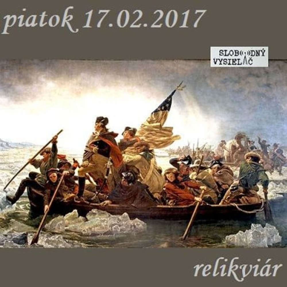 Relikviar 07 2017 02 17 Americka revolucia za nezavislos
