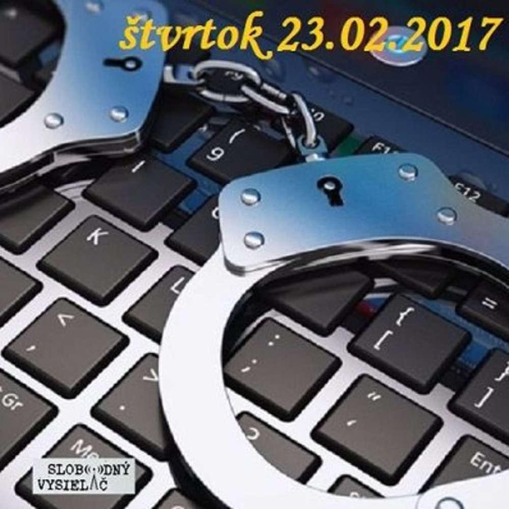 S Harabinom o prave 01 2017 02 23 Sloboda slova
