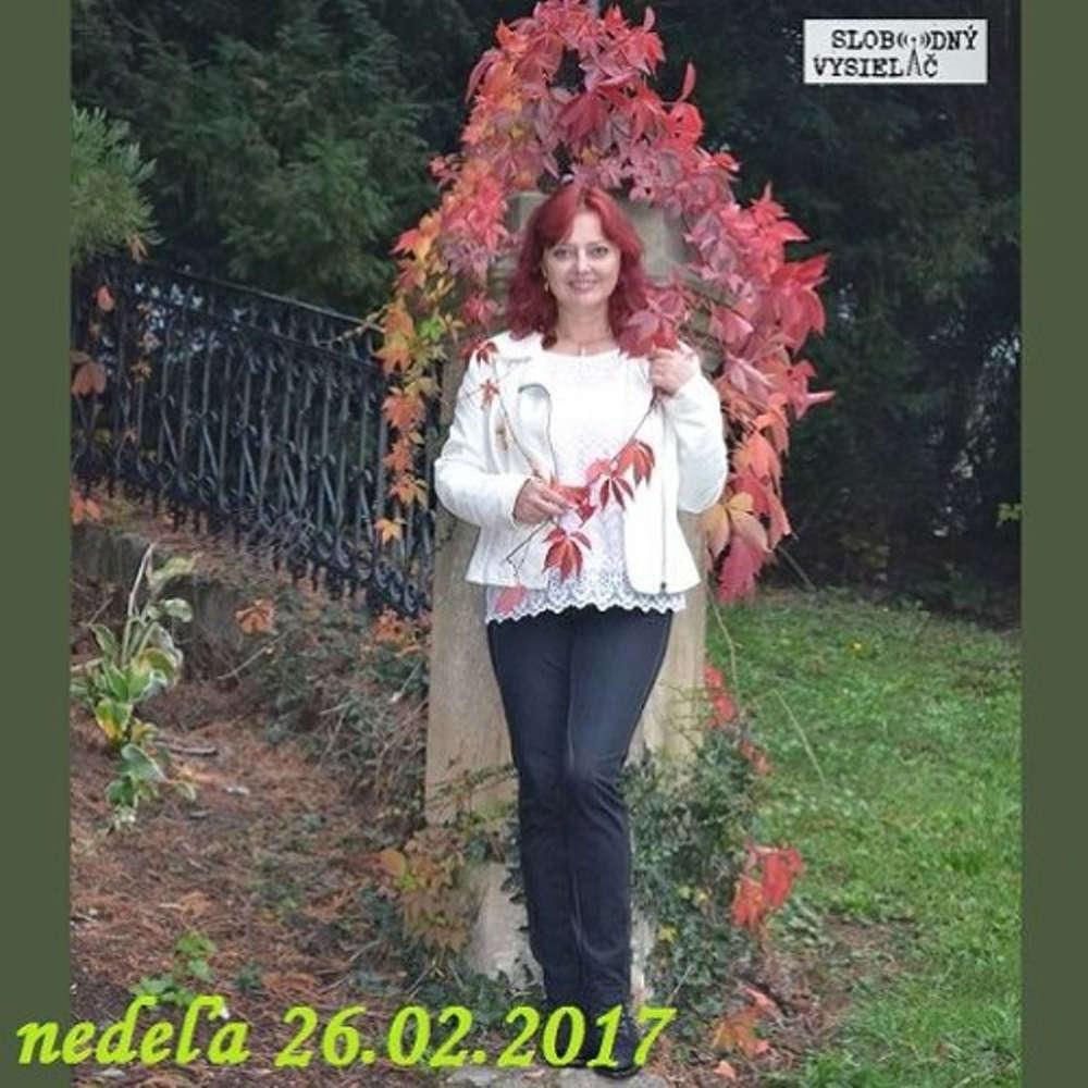 Literarna ajov a 50 2017 02 26 spisovate ka Janka Bernathova Lehotska