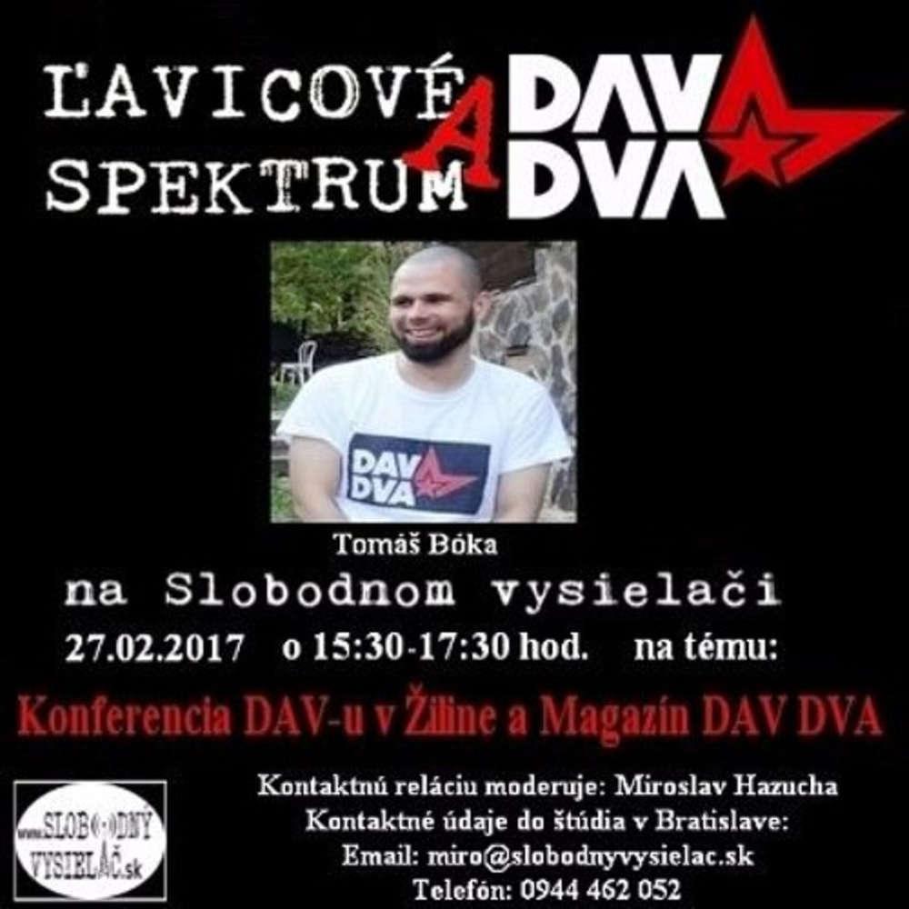 avicove spektrum 26 2017 02 27 Konferencia DAV u v iline a Magazin DAV DVA