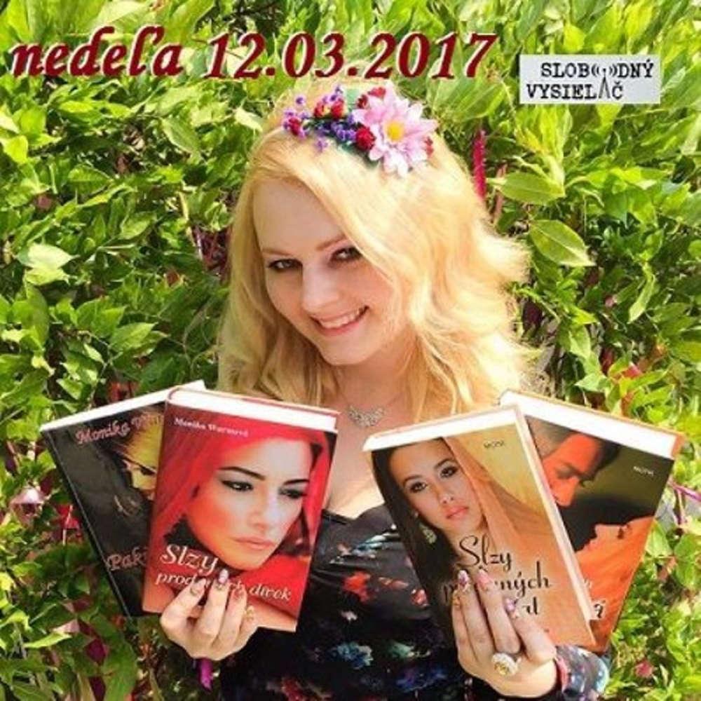 Literarna ajov a 51 2017 03 12 spisovate ka Monika Wurm