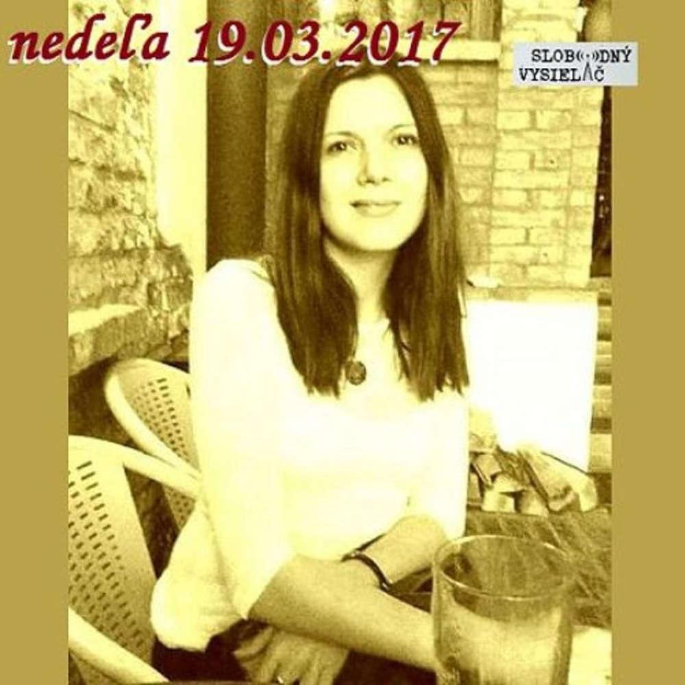 Literarna ajov a 52 2017 03 19 spisovate ka Katarina Demeterova