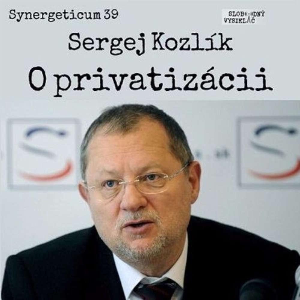 Synergeticum 39 2017 03 21 O privatizacii so Sergejom Kozlikom