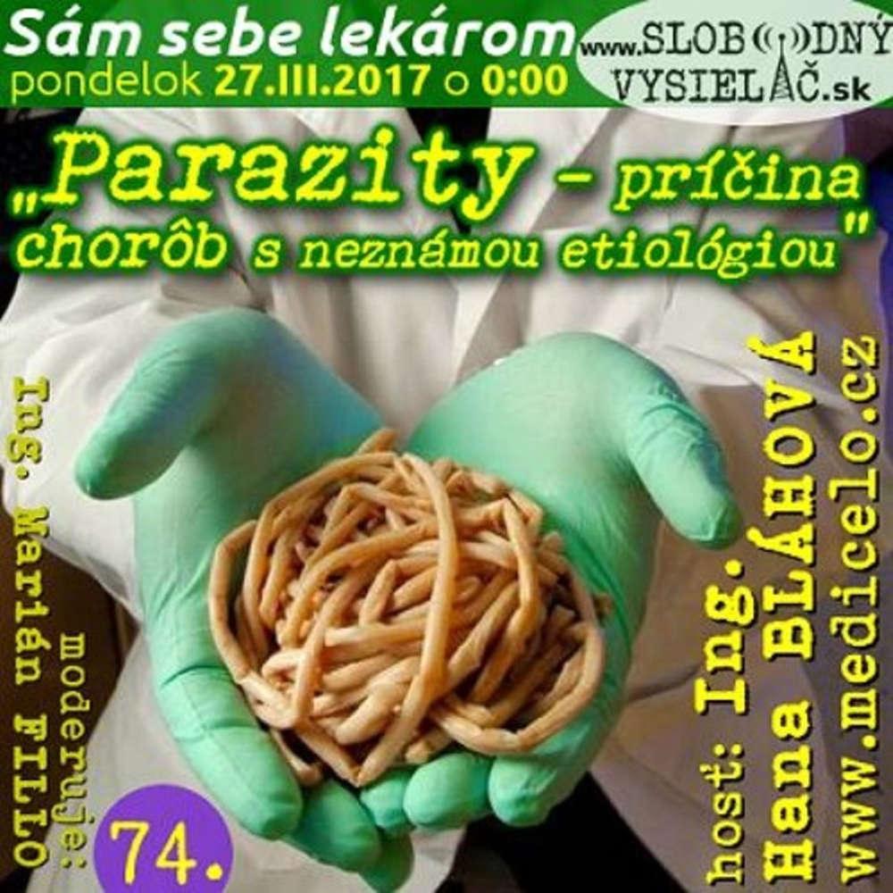 Sam sebe lekarom 74 2017 03 27 Parazity pri ina chorob s neznamou etiologiou