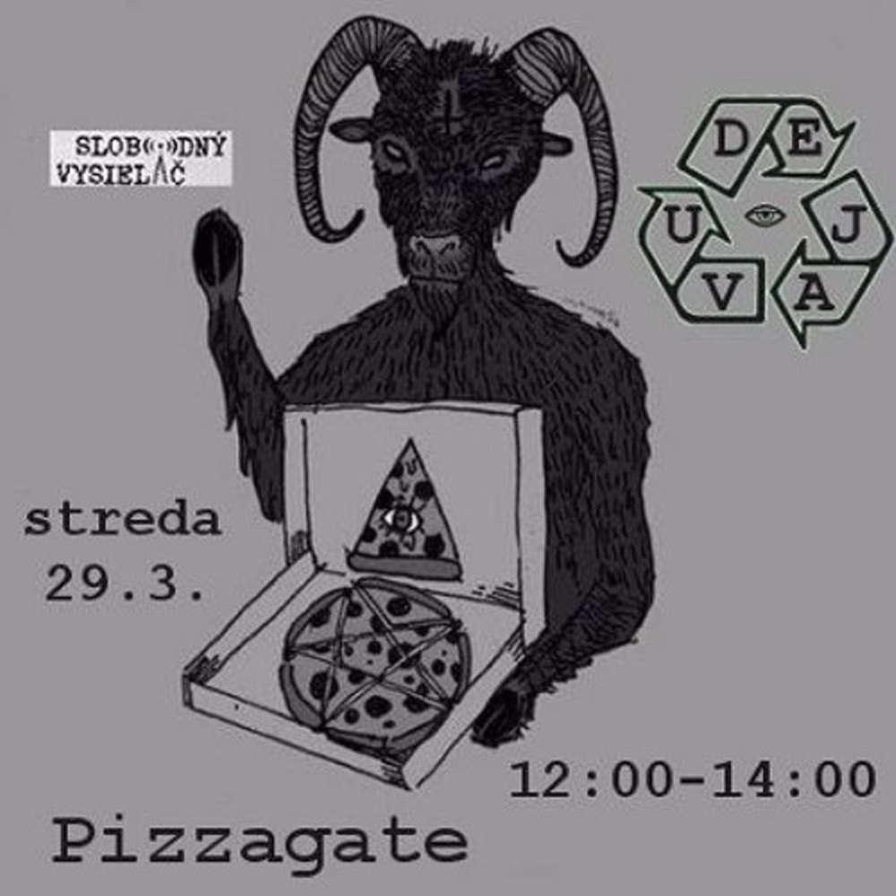 Deja vu 2017 03 29 Pizzagate