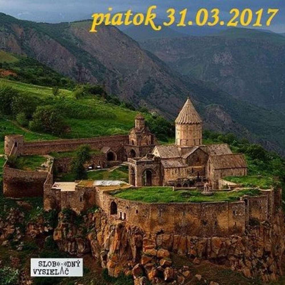 Relikviar 09 2017 03 31 Armensko a jeho kultura