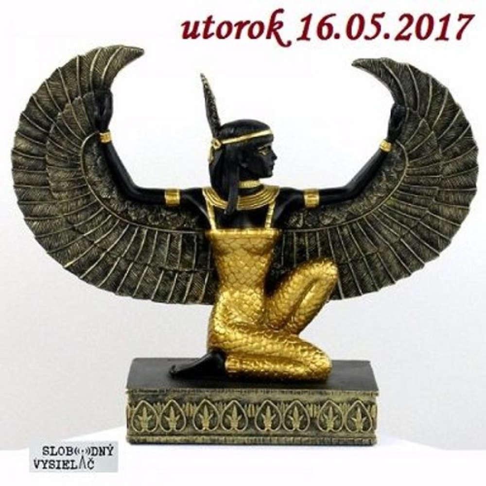 Verejne tajomstva 99 2017 05 16 Bohove a mimozem ane ve starov kem Egypt