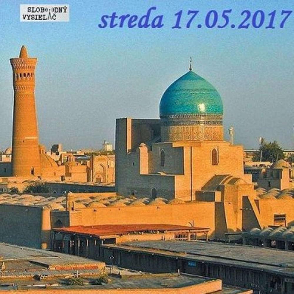 Reparat 13 2017 05 17 o Uzbekistane so tudentkou a u ite kou Maftunou Mirzakasimovou