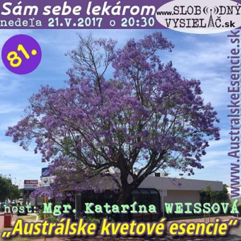 Sam sebe lekarom 81 2017 05 21 Australske kvetove esencie