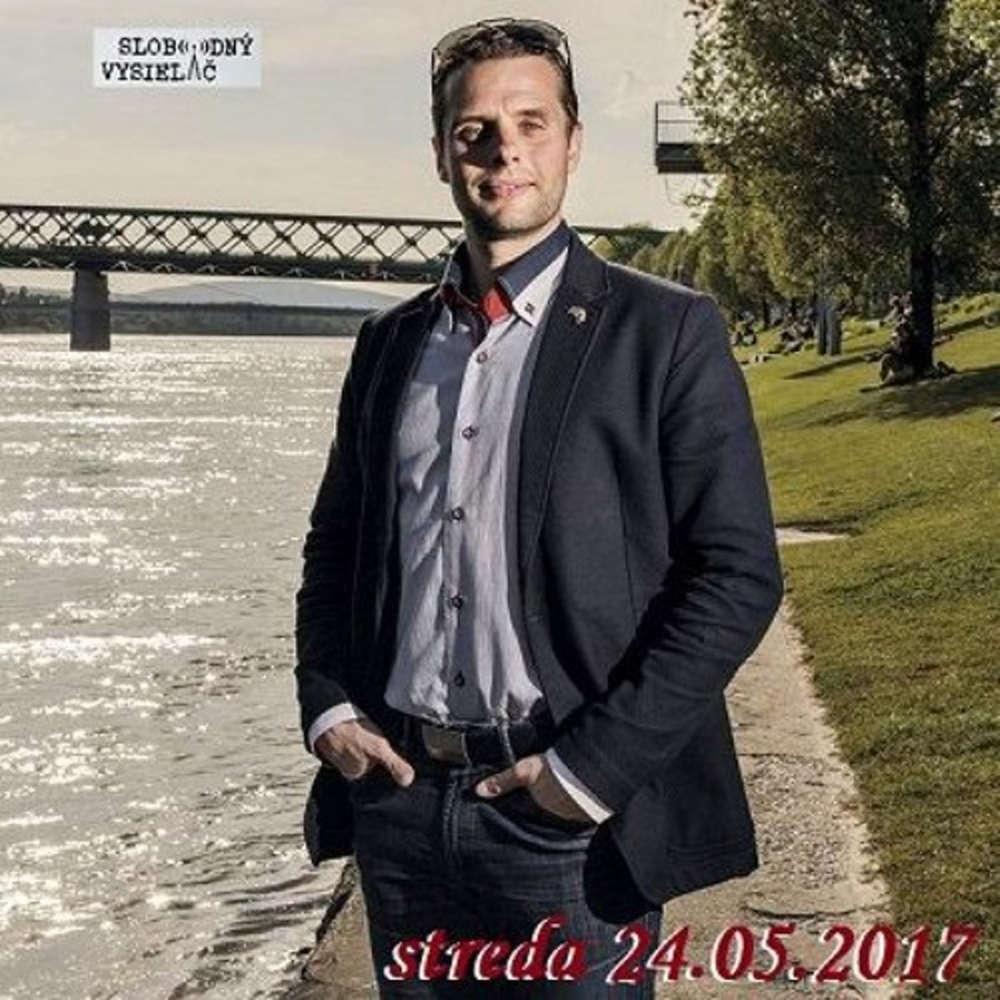V prvej linii 2017 05 24 Martin Klus
