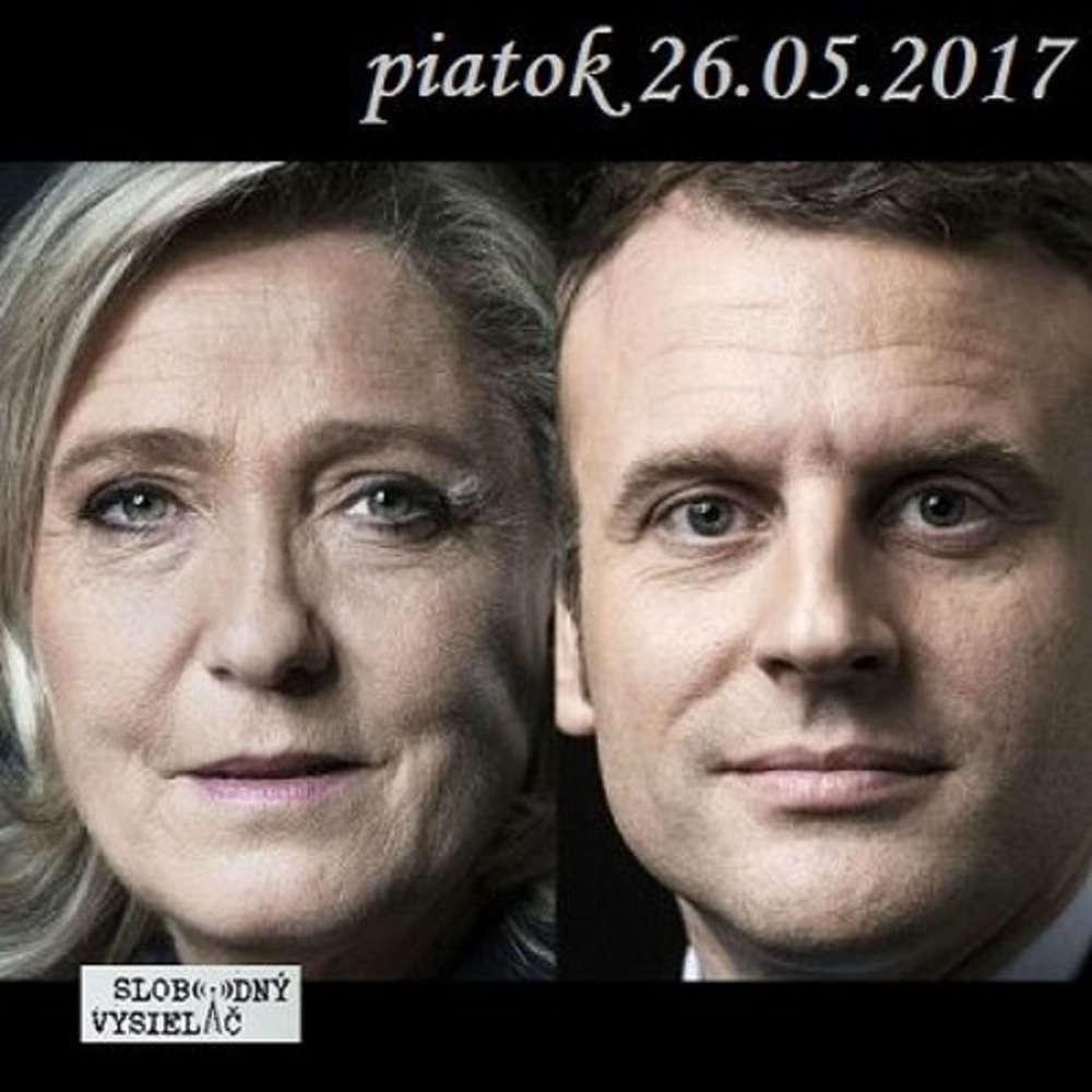 Intibovo okienko 09 2017 05 26 Francouzske prezidentske volby a post ehy