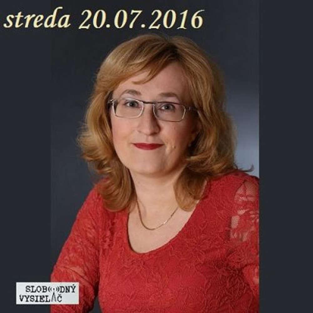 Literarna ajov a 25 2016 07 20 spisovate ka Inez Melichova