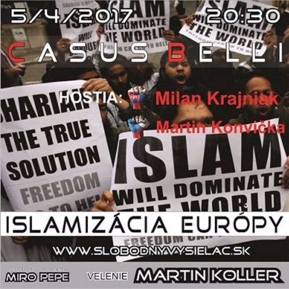 Casus belli 09 2017 04 05 Islamizacia Europy