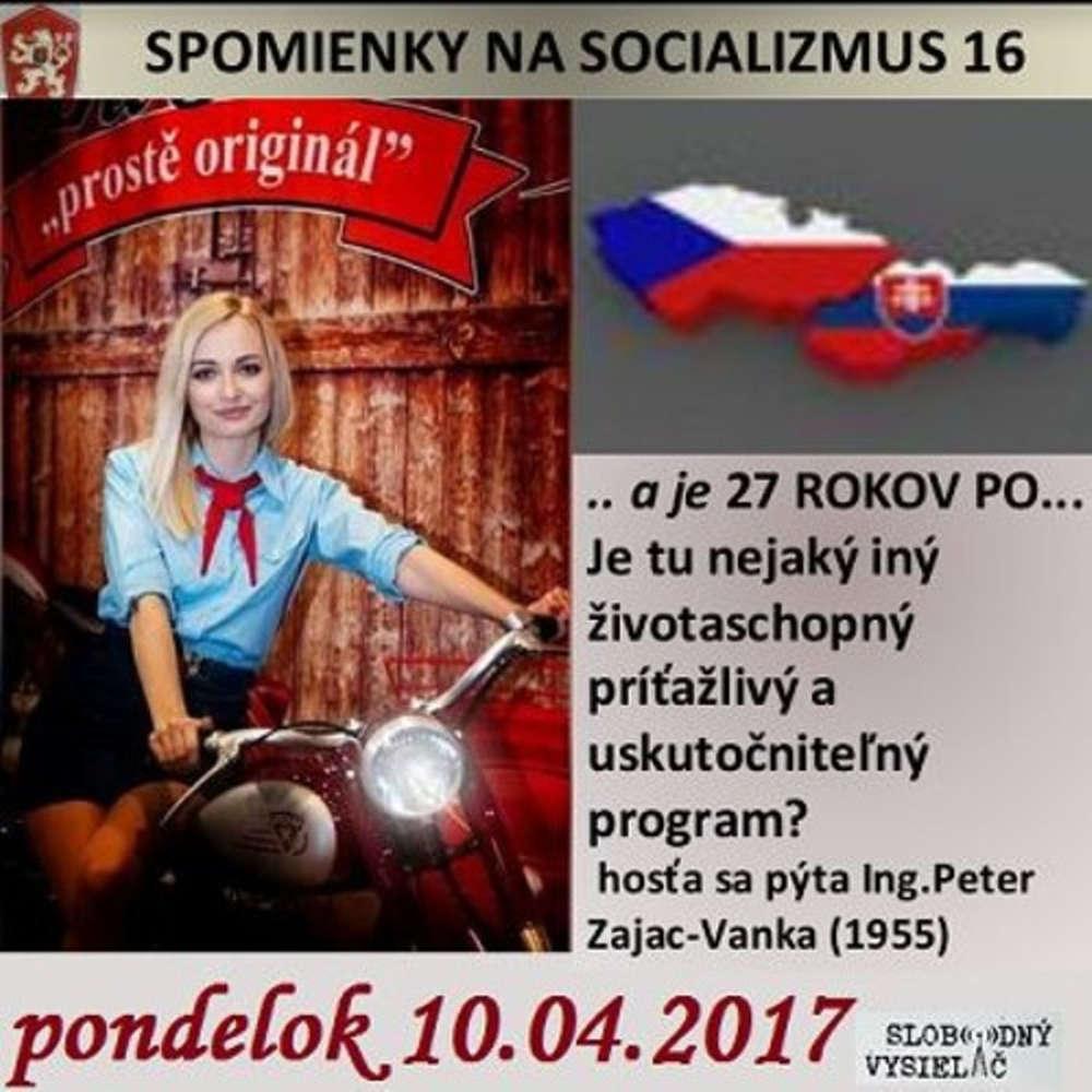Spomienky na Socializmus 16 2017 04 10